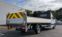 Mercedes-Benz Sprinter 316cdi LWB BlueEFFICIENCY Dropside with Tail Lift
