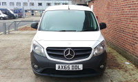Mercedes-Benz Citan 109cdi LWB White Panel Van