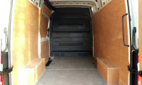 Mercedes-Benz Sprinter 313CDI MWB HR Arctic White Panel Van