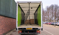 Mercedes-Benz Antos Antos 1824L Rigid Curtainsider