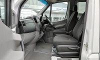 Mercedes-Benz Sprinter 314cdi MWB 4x4 High Roof Arctic White Crew Van (8 seats)