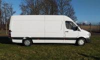 Mercedes-Benz Sprinter 314cdi LWB HR White Premium Edition Panel Van