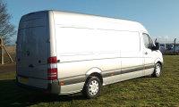 Mercedes-Benz Sprinter 314cdi LWB HR Silver Premium Edition Panel Van