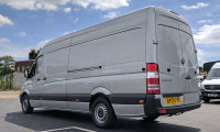 Mercedes-Benz Sprinter 314cdi LWB HR Silver Panel Van