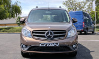 Mercedes-Benz Citan 111cdi LWB Limonite Brown Tourer (5 seats)