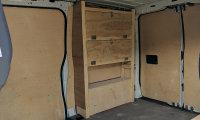 Mercedes-Benz Vito 109cdi Compact Panel Van (Anti-Theft + Air Con)