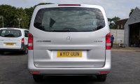 Mercedes-Benz Vito 114cdi BlueTEC X-LWB Silver Tourer PRO (9 seat Automatic)