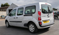 Mercedes-Benz Citan 111cdi X-LWB Silver Tourer 7 seater Mini Bus
