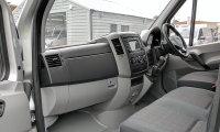 Mercedes-Benz Sprinter 316cdi LWB HR Silver Premium Edition Panel Van