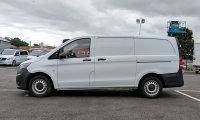 Mercedes-Benz Vito 114cdi BlueTec LWB White Panel Van