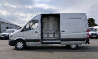 Mercedes-Benz Sprinter 314cdi MWB Silver Panel Van Premium Edition