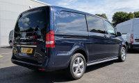 Mercedes-Benz Vito 116cdi LWB BlueTEC Sport Cavansite Blue Crew Van