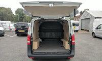 Mercedes-Benz Vito 111cdi LWB Arctic White Panel Van (Tailgate)