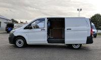 Mercedes-Benz Vito 111cdi LWB White Panel Van