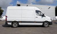 Mercedes-Benz Sprinter 314CDI MWB HR Arctic White Panel Van