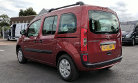 Mercedes-Benz Citan 111cdi LWB Bornite Red Tourer (5 seats)