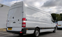 Mercedes-Benz Sprinter 314cdi LWB HR White Panel Van