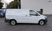 Mercedes-Benz Vito 114cdi BlueTec LWB Arctic White Panel Van