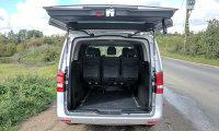 Mercedes-Benz Vito 116cdi LWB BlueTEC Sport Silver Crew Van (Sat Nav)
