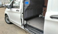 Mercedes-Benz Vito 109cdi LWB White Panel Van (Coloured Body Parts)