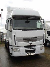 Renault Trucks Premium Route 460.25 6X2 LD TML