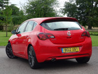 Vauxhall Astra SRI VX-LINE CDTI S/S