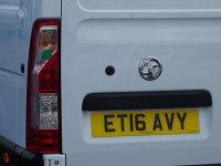 Vauxhall Movano F3500 L3H2 P/V CDTI