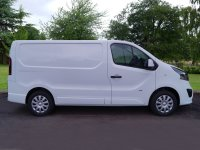 Vauxhall Vivaro L1H1 2700 CDTI