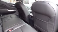 Nissan Navara DCI TEKNA 4X4 SHR DCB with factory fit sunroof and protection pack