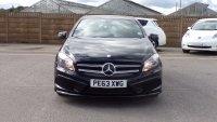 Mercedes-Benz A Class A220 CDI BLUEEFFICIENCY AMG SPORT