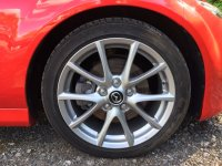 Mazda MX-5 2.0i Sport Tech Nav 2dr