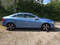 Volvo S60 D4 [190] R DESIGN Nav 4dr Geartronic