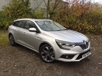 Renault Megane 1.6 dCi Signature Nav 5dr