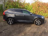 Volvo XC60 D4 [190] R DESIGN Lux Nav 5dr AWD Geartronic