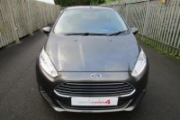 Ford Fiesta 1.25 Zetec (82 PS)