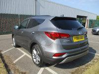 Hyundai Santa Fe CRDI PREMIUM SE BLUE DRIVE
