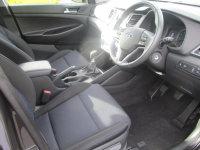 Hyundai Tucson CRDI SE BLUE DRIVE
