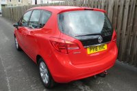 Vauxhall Meriva 1.4 16v Life (100PS)