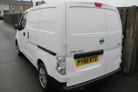 Nissan NV200 E Tekna Rapid Panel Van 0cc