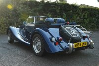 Morgan Plus Four 4
