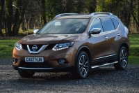 Nissan X-Trail 1.6 dCi N-Vision 5dr 4WD 3(2016)