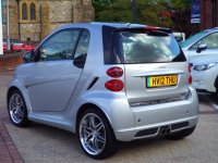 smart fortwo coupe Brabus Xclusive 2dr Softouch Auto [102]