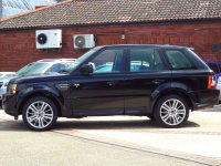 Land Rover Range Rover Sport 3.0 SDV6 HSE 5dr Automatic 4x4
