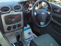 Ford Focus 1.6 Zetec 5dr Auto