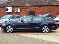 Mercedes-Benz CLS CLS 250 CDI BlueEFFICIENCY 5dr Tip Auto