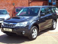 Subaru Forester 2.0D X 5dr
