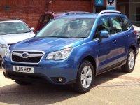 Subaru Forester 2.0D XC Premium 5dr