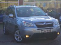 Subaru Forester 2.0D XC 5dr