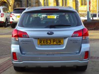 Subaru Outback 2.0D SX 5dr Lineartronic