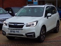 Subaru Forester 2.0 XE Premium Lineartronic 5dr